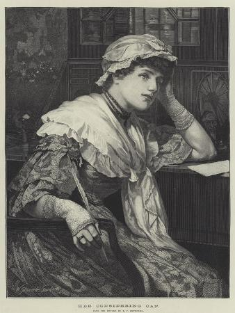 edward-frederick-brewtnall-her-considering-cap