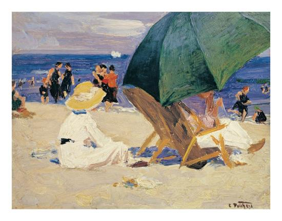 edward-henry-potthast-green-umbrella
