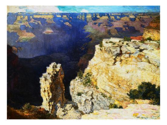 edward-henry-potthast-the-grand-canyon