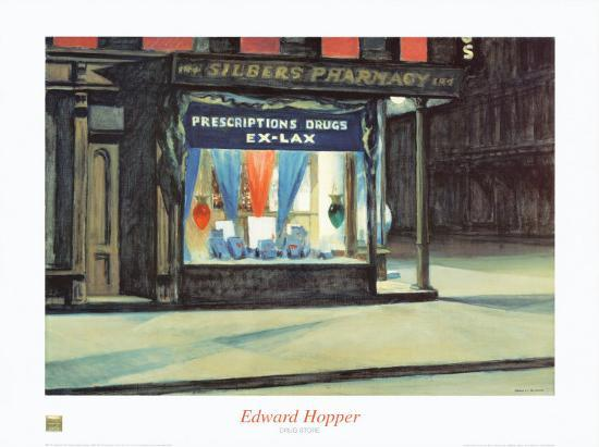 edward-hopper-drug-store