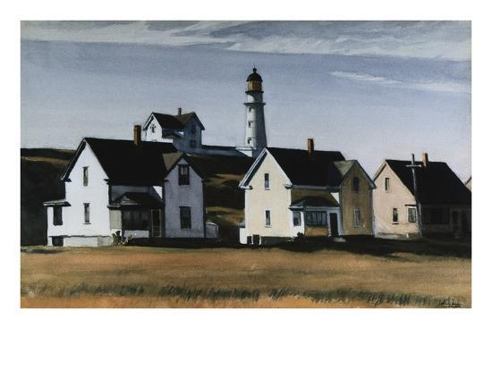edward-hopper-lighthouse-hill-cape-elizabeth-maine