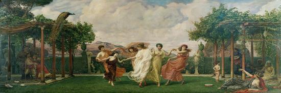 edward-john-poynter-horae-serenae-1894