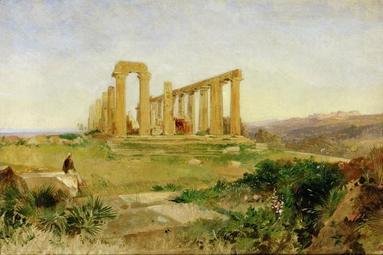 edward-lear-temple-of-agrigento