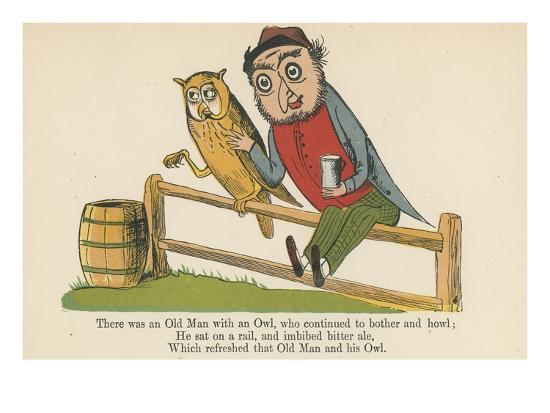 edward-lear-there-was-an-old-man-with-an-owl-who-continued-to-bother-and-howl