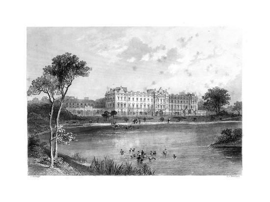 edward-paxman-brandard-buckingham-palace-london-1899