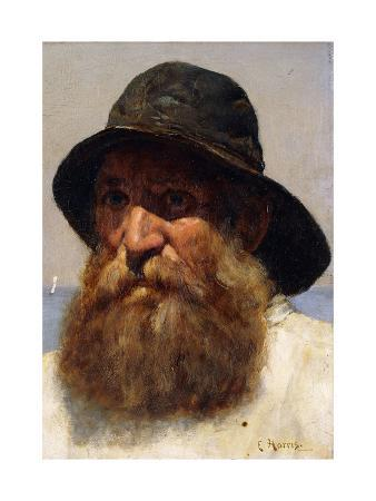 edwin-harris-portrait-of-a-fisherman
