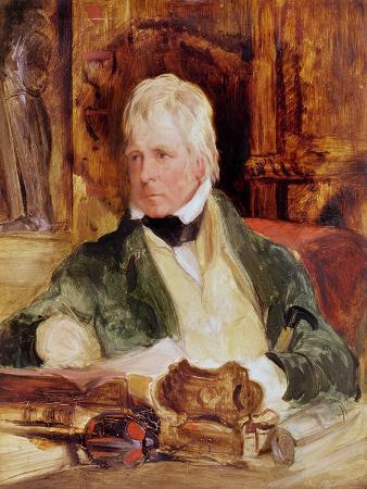 edwin-henry-landseer-portrait-of-sir-walter-scott-c-1824