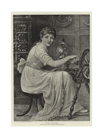 edwin-long-the-spinster