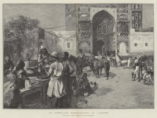 edwin-lord-weeks-an-open-air-restaurant-at-lahore