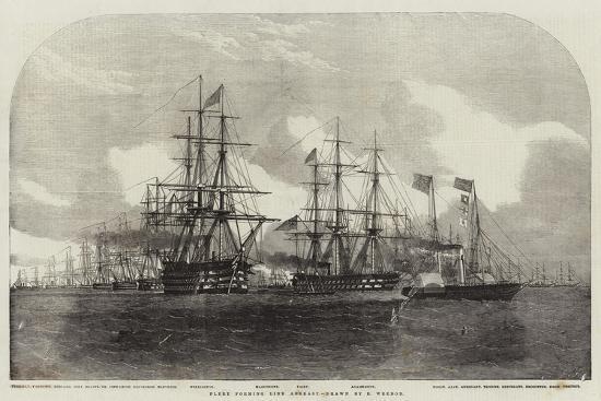 edwin-weedon-fleet-forming-line-abreast