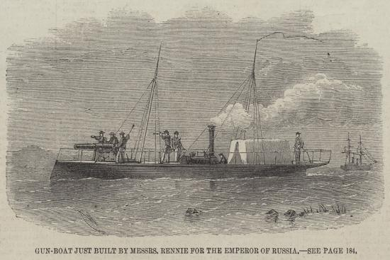 edwin-weedon-gun-boat-just-built-by-messers-rennie-for-the-emperor-of-russia
