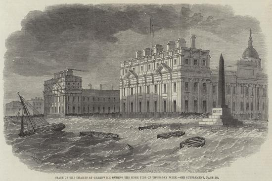 edwin-weedon-state-of-the-thames-at-greenwich-during-the-high-tide-of-thursday-week
