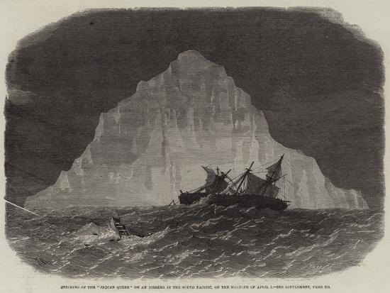 edwin-weedon-striking-of-the-indian-queen-on-an-iceberg-in-the-south-pacific-on-the-morning-of-1-april