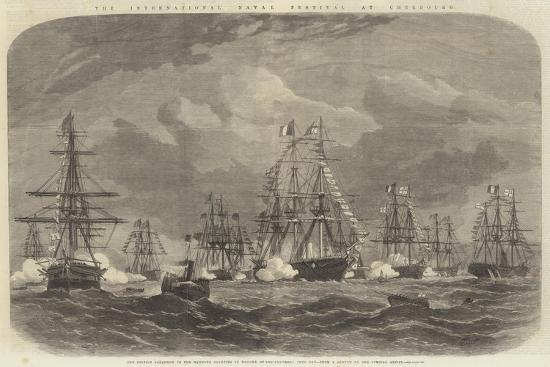 edwin-weedon-the-international-naval-festival-at-cherbourg
