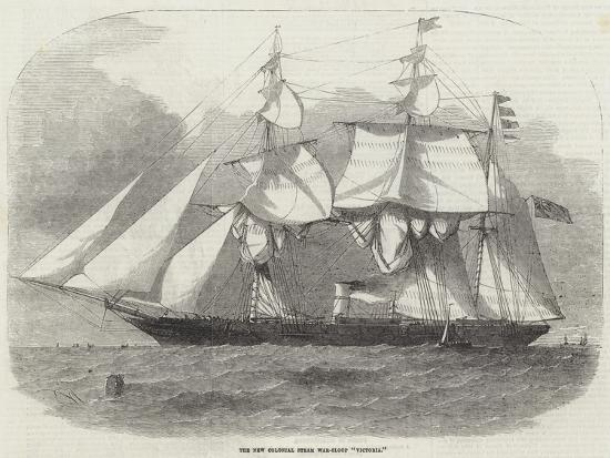 edwin-weedon-the-new-colonial-steam-war-sloop-victoria