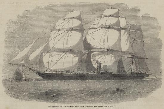 edwin-weedon-the-peninsular-and-oriental-navigation-company-s-new-steam-ship-pera