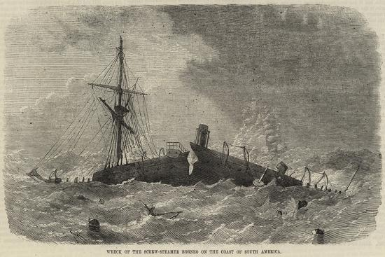 edwin-weedon-wreck-of-the-screw-steamer-borneo-on-the-coast-of-south-america
