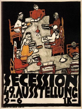 egon-schiele-poster-for-the-vienna-secession-49th-exhibition-1918