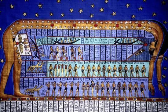 egyptian-cosmos