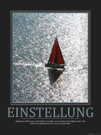 einstellung-german-translation
