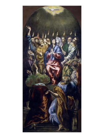 el-greco-pentecost-panel-from-altarpiece-commissioned-for-the-colegio-de-dona-maria-de-aragon-in-madrid