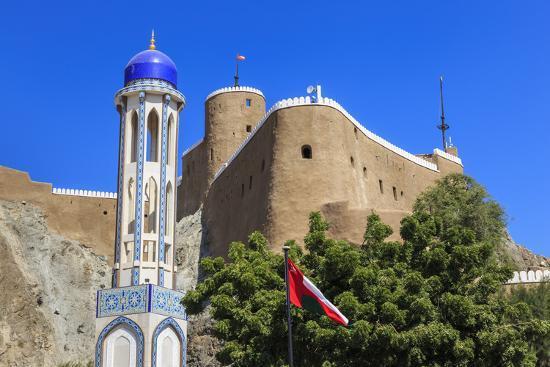 eleanor-scriven-blue-domed-mosque-minaret-oman