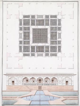 elevation-of-the-south-front-and-garden-palace-of-the-suraj-bhawan-at-dig-c-1830