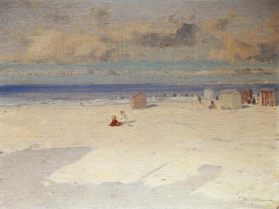 eliseo-meifren-y-roig-a-beach-scene