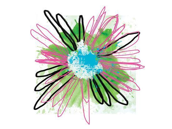 elle-stewart-pink-splash-flower