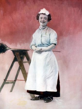 ellis-walery-louie-freear-in-the-lady-slavey-c1902