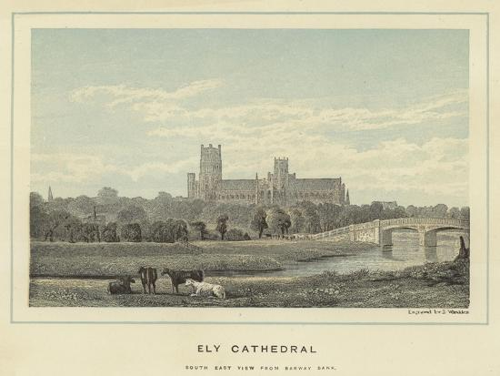 ely-cathedral-south-east-view-from-barway-bank