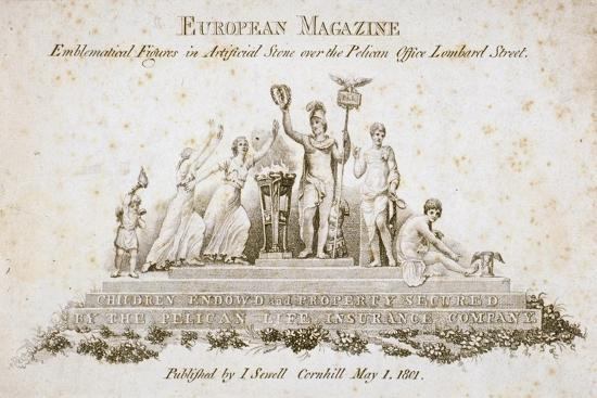 emblematical-figures-over-the-pelican-life-office-no-70-lombard-street-city-of-london-1801