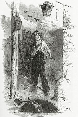 emile-antoine-bayard-gavroche-19th-century