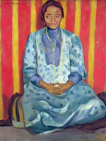 emile-bernard-study-of-a-mulatto-woman-1895