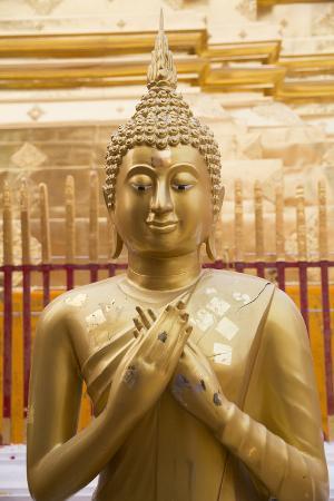 emily-wilson-thailand-chiang-mai-province-wat-phra-that-doi-suthep-buddha-statue