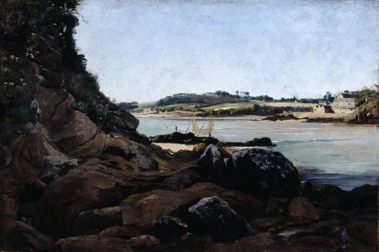 emmanuel-lansyer-the-channel-of-l-ile-tristan-1873