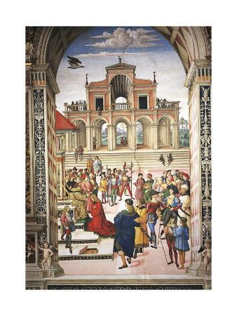 enea-silvio-piccolomini-being-made-poet-laureate-by-emperor-frederick-iii