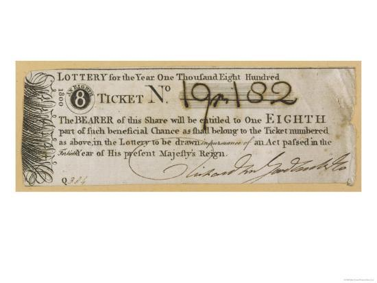 england-tickets-for-the-state-lottery-at-the-guildhall-london