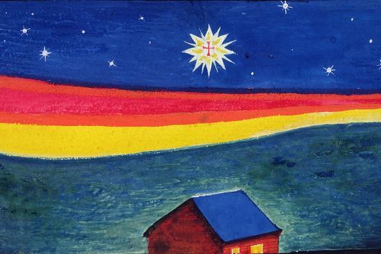 eric-gill-star-of-bethlehem-c-1912