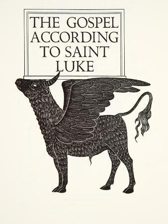 eric-gill-the-black-calf-of-st-luke-1931