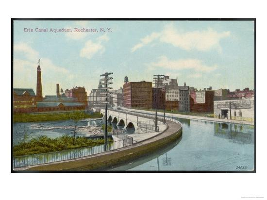 erie-canal-the-canal-aqueduct-at-rochester-new-york