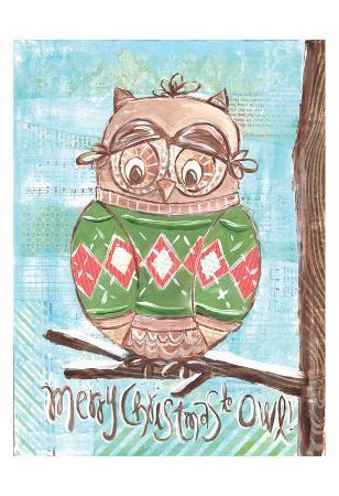 erin-butson-christmas-owl-4