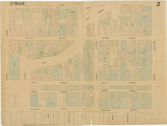 ernest-and-locher-william-hexamer-maps-of-the-city-of-philadelphia-volume-1-plate-2-1860