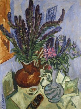 ernst-ludwig-kirchner-still-life-with-vase-of-flowers-1912