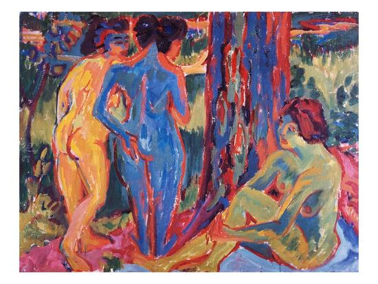 ernst-ludwig-kirchner-three-nudes