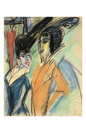 ernst-ludwig-kirchner-two-cocottes