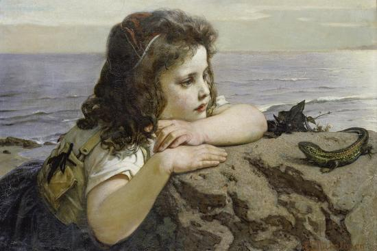 ernst-stueckelberg-girl-with-a-lizard-1884