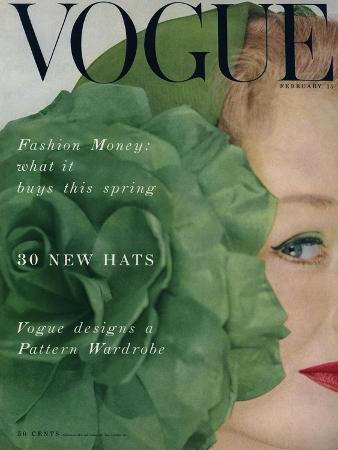 erwin-blumenfeld-vogue-cover-february-1953
