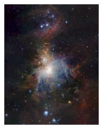 eso-vista-s-infrared-view-of-the-orion-nebula