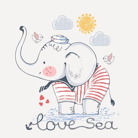 eteri-davinski-sailor-elephant-hand-drawn-vector-illustration-can-be-used-for-kid-s-or-baby-s-shirt-design-fash